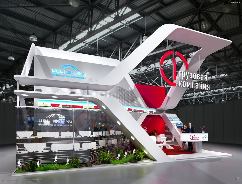 Exhibition Stand Design Pinterest