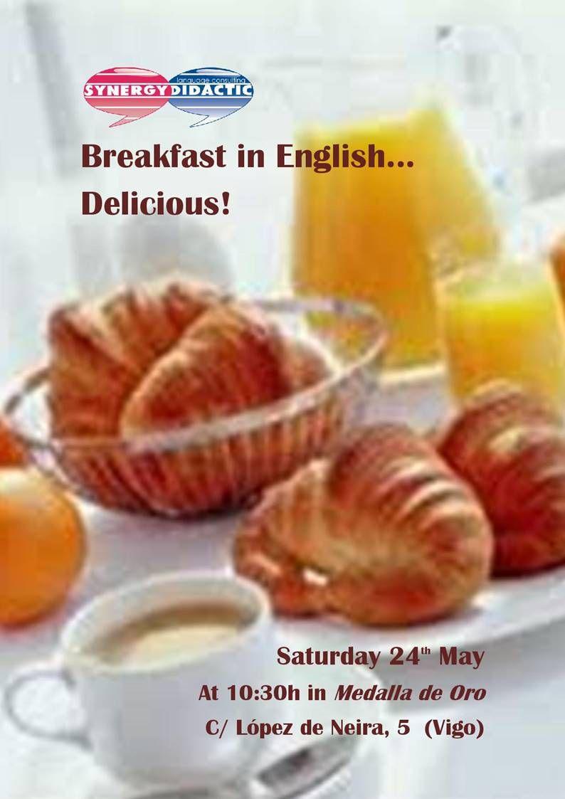 Breakfast in English