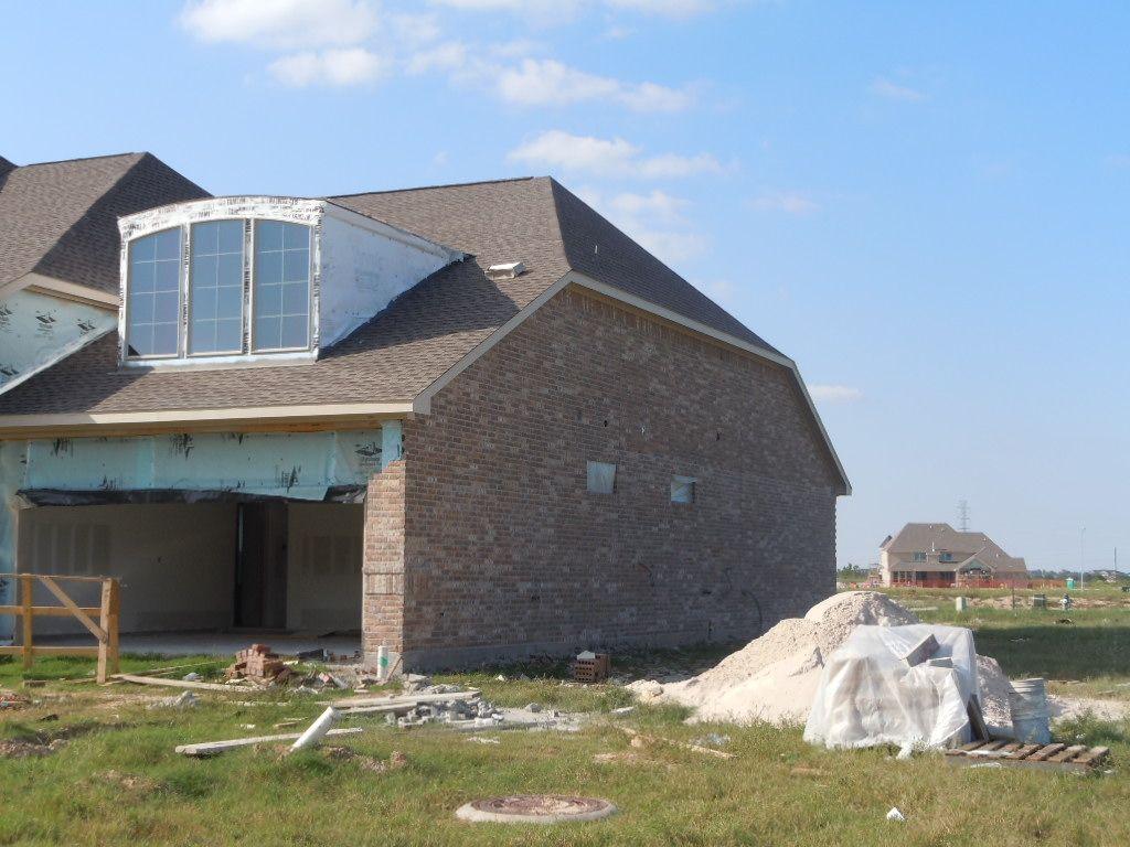 Stone Work Elevation : Brick work design for elevation joy studio