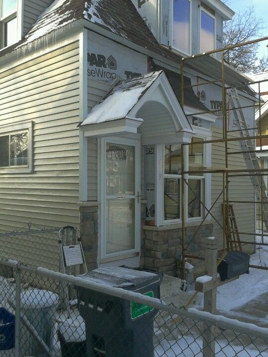 Overhang for front and back door exterior additions for Front door overhang ideas