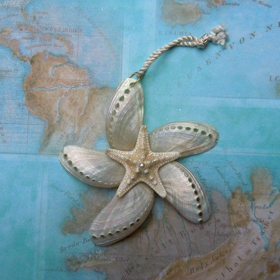 Ornament design adult beach crafts pinterest for Seashell crafts for adults