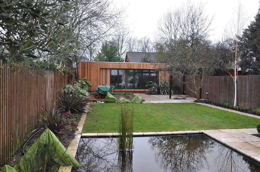Garden lodge | Garden Lodges Recently Completed | Pinterest