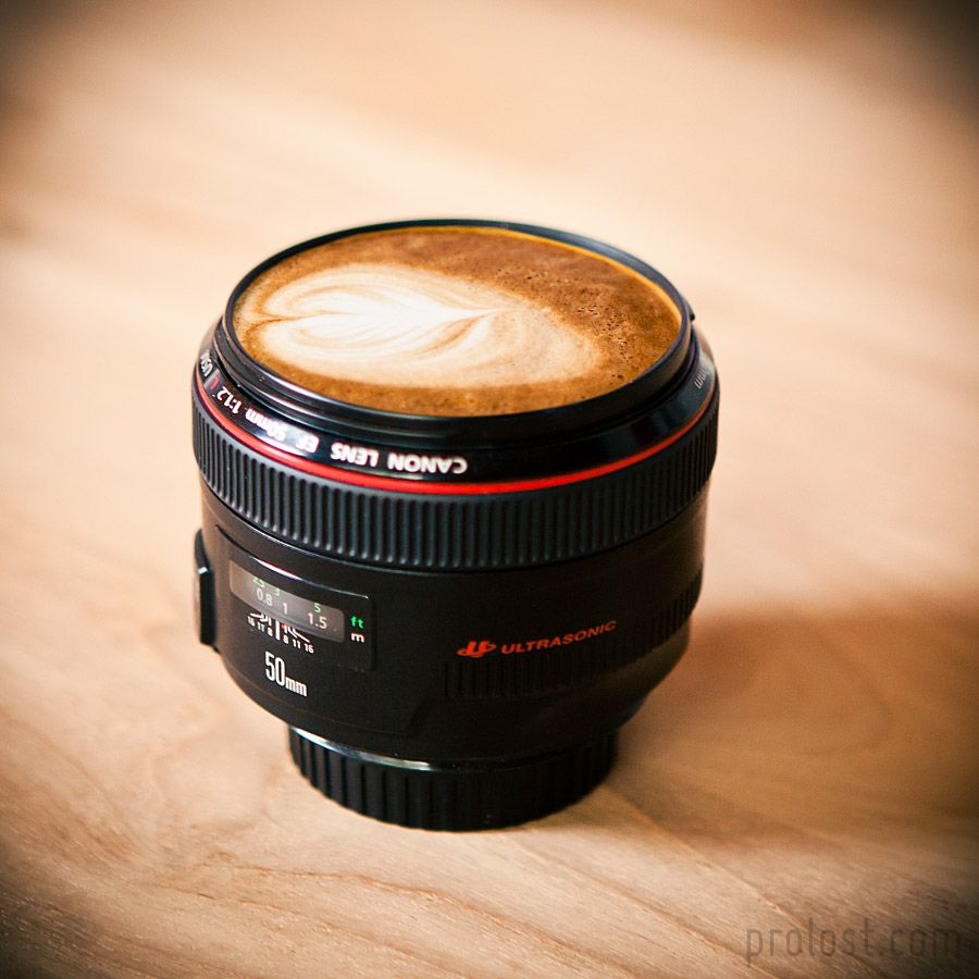 Camera lens coffee mug gift ideas pinterest for Photo lens coffee cup