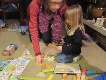 Ellie works a puzzel