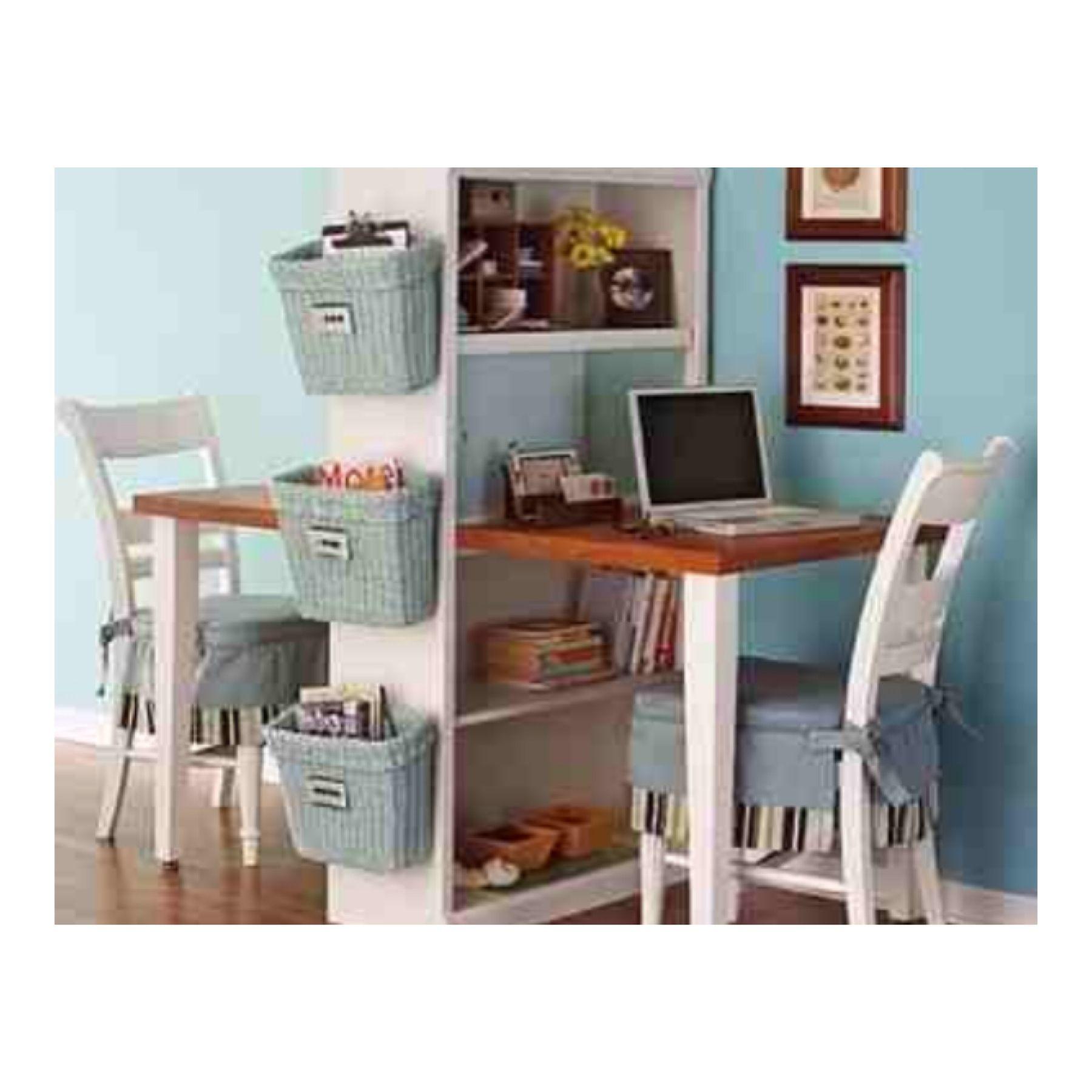 what a great idea home school desk home school pinterest