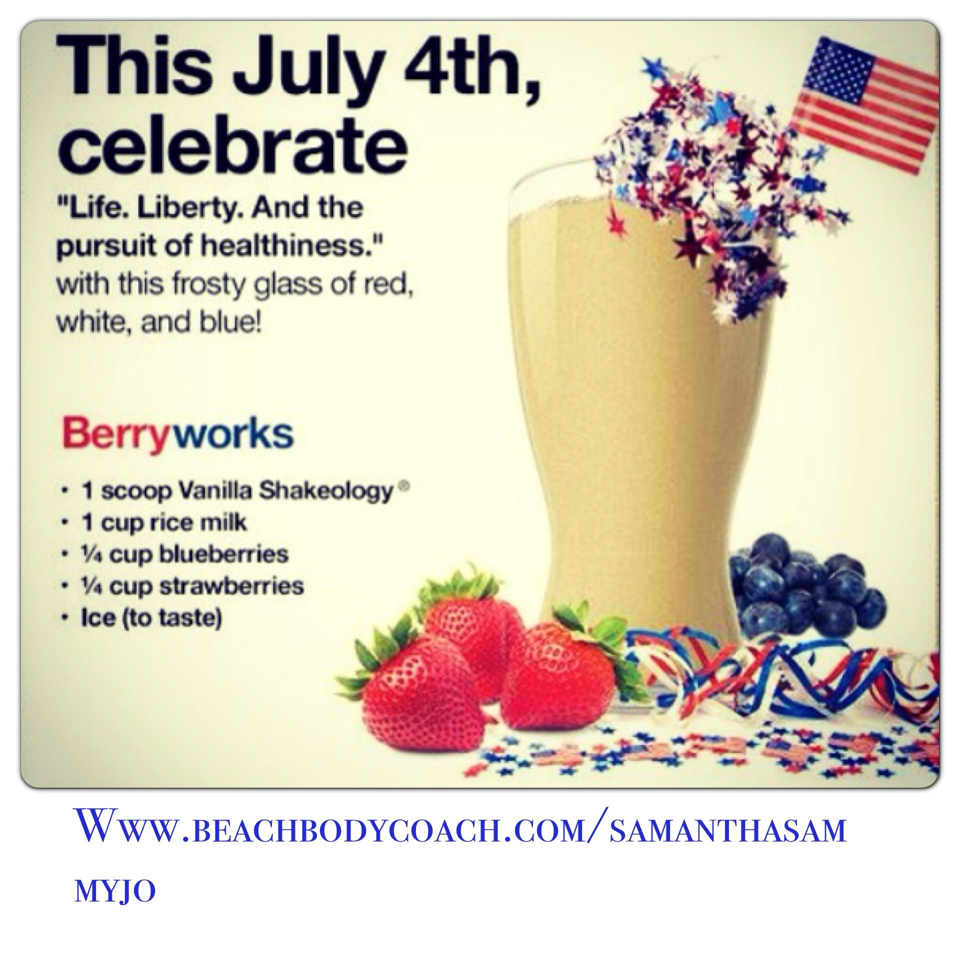 4th of july recipe dessert
