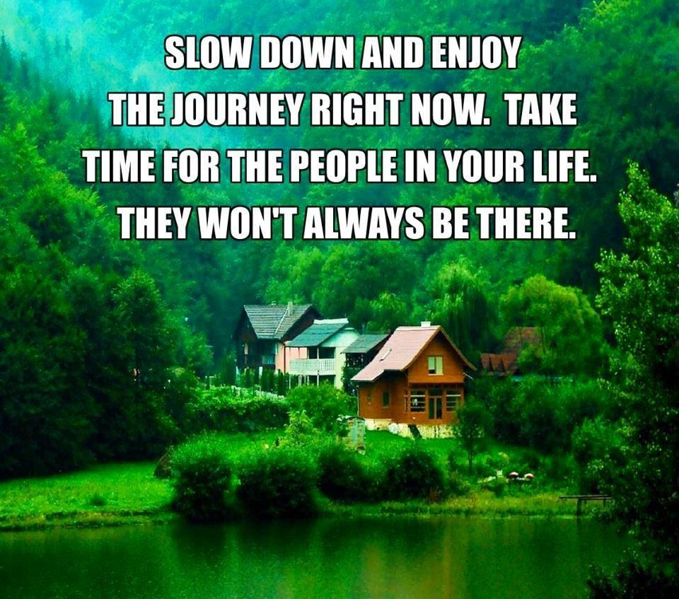 enjoy the journey quote thoughts inspirational funny or