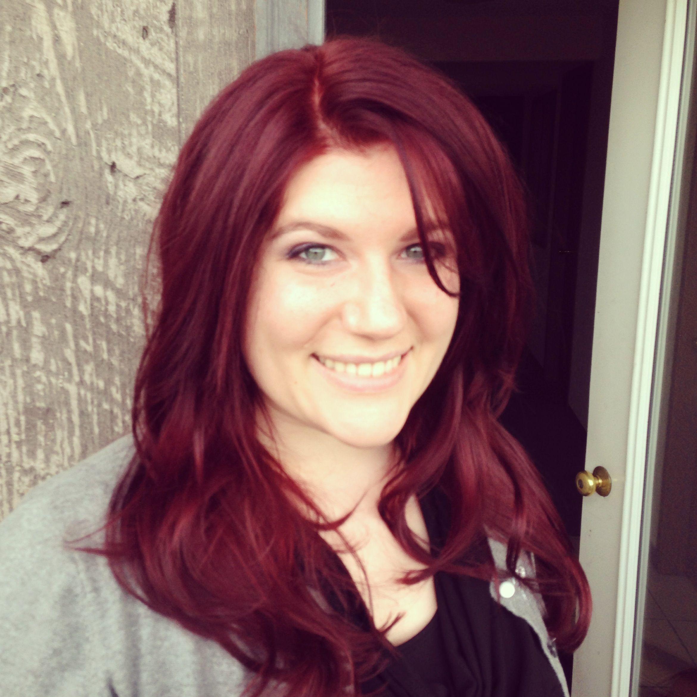 Cherry Coke Red  Hair  Pinterest