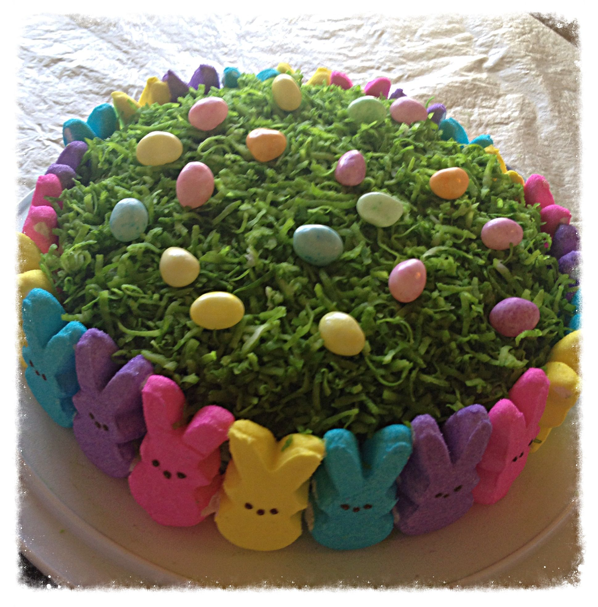 Easter Cake Decorations Pinterest : Easy Easter cake Auna ideas Pinterest