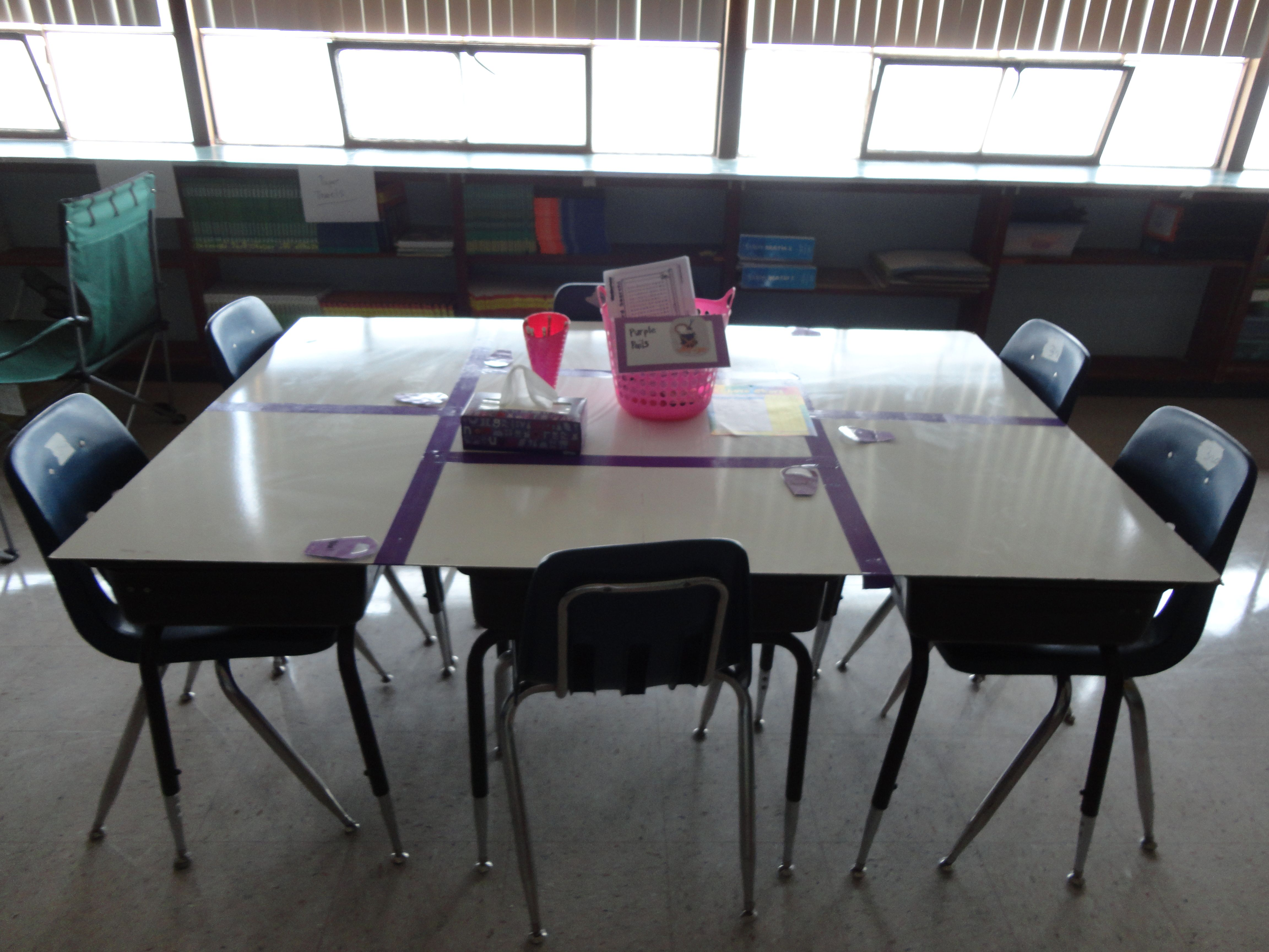 Whiteboard desks a pretty cool idea classy classroom pinterest