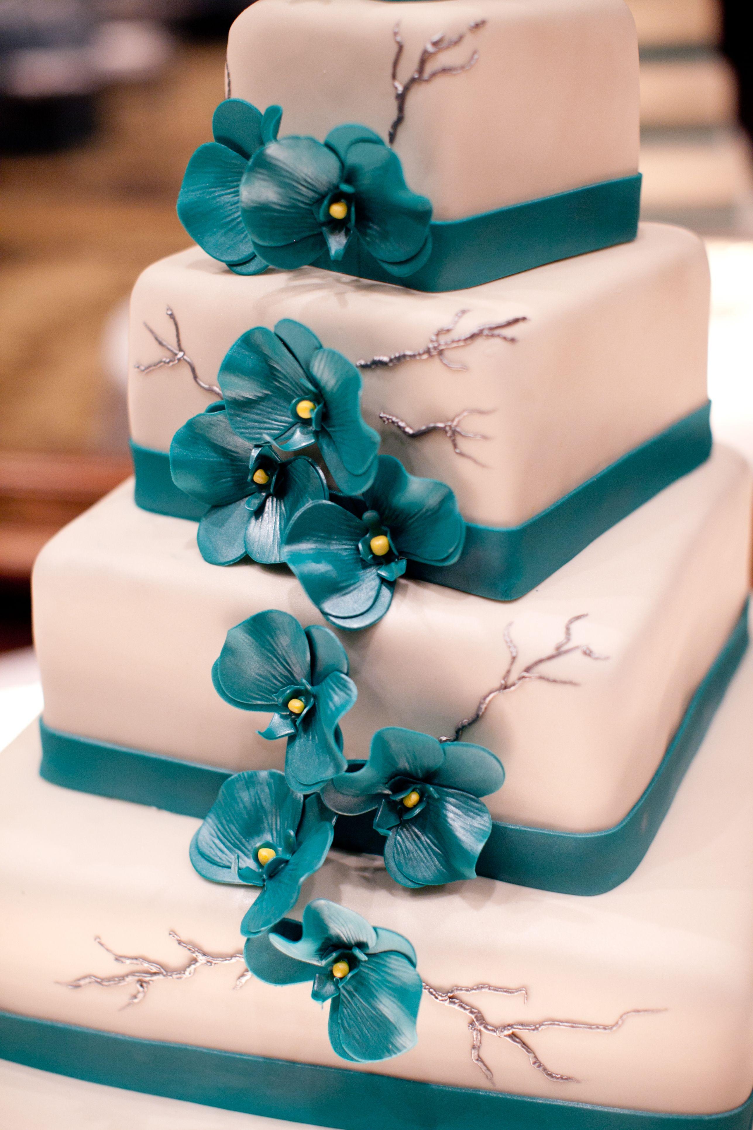Pin Pin Turquoise Star Quinceanera Cake Pinterest Cake