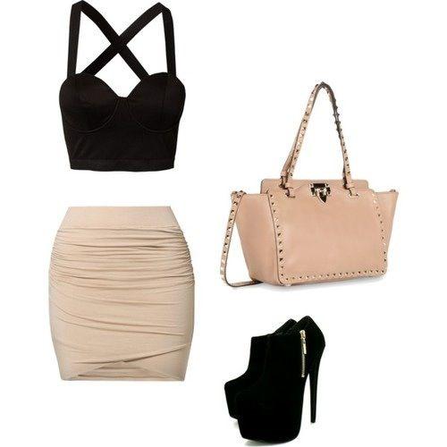 Cute Club Clothes! | Fashion | Pinterest