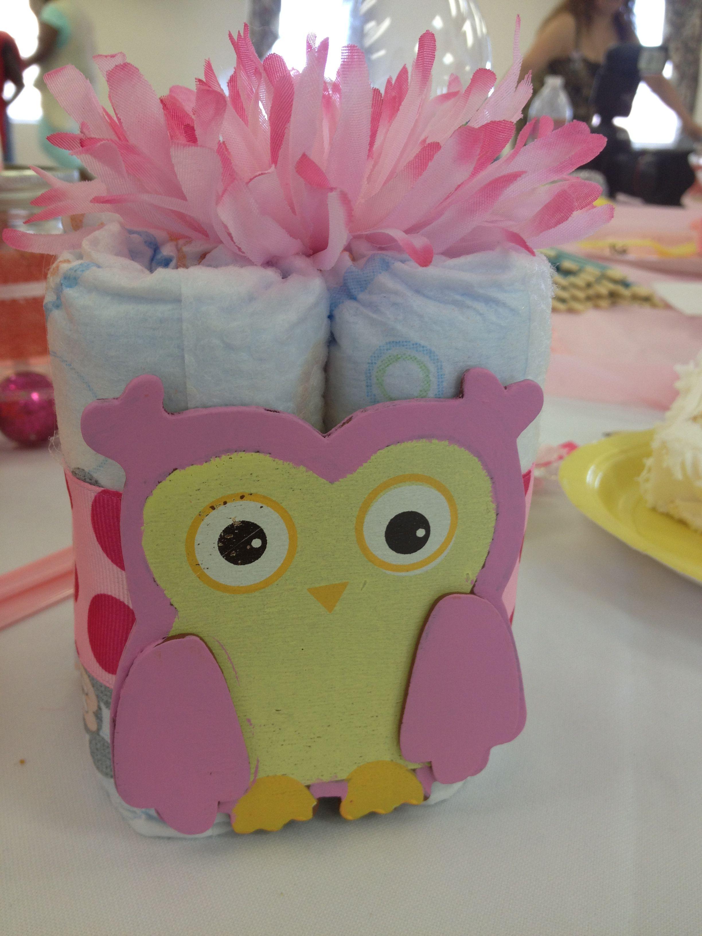 baby shower owl centerpiece sweet baby shower owl pinterest