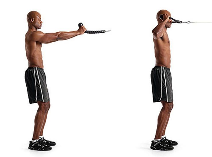 Watch 17 Shoulder Exercises That Will Sculpt Your Arms Like Crazy video
