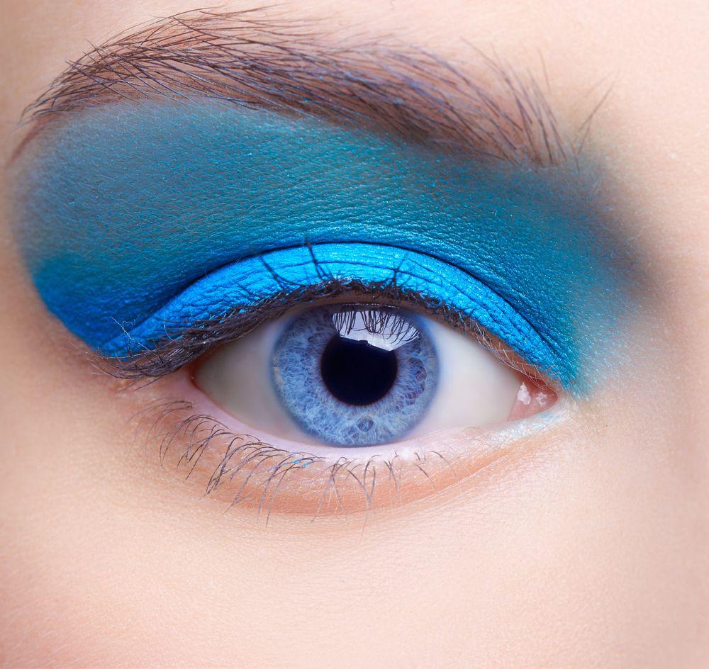 pin the blue eye - photo #24