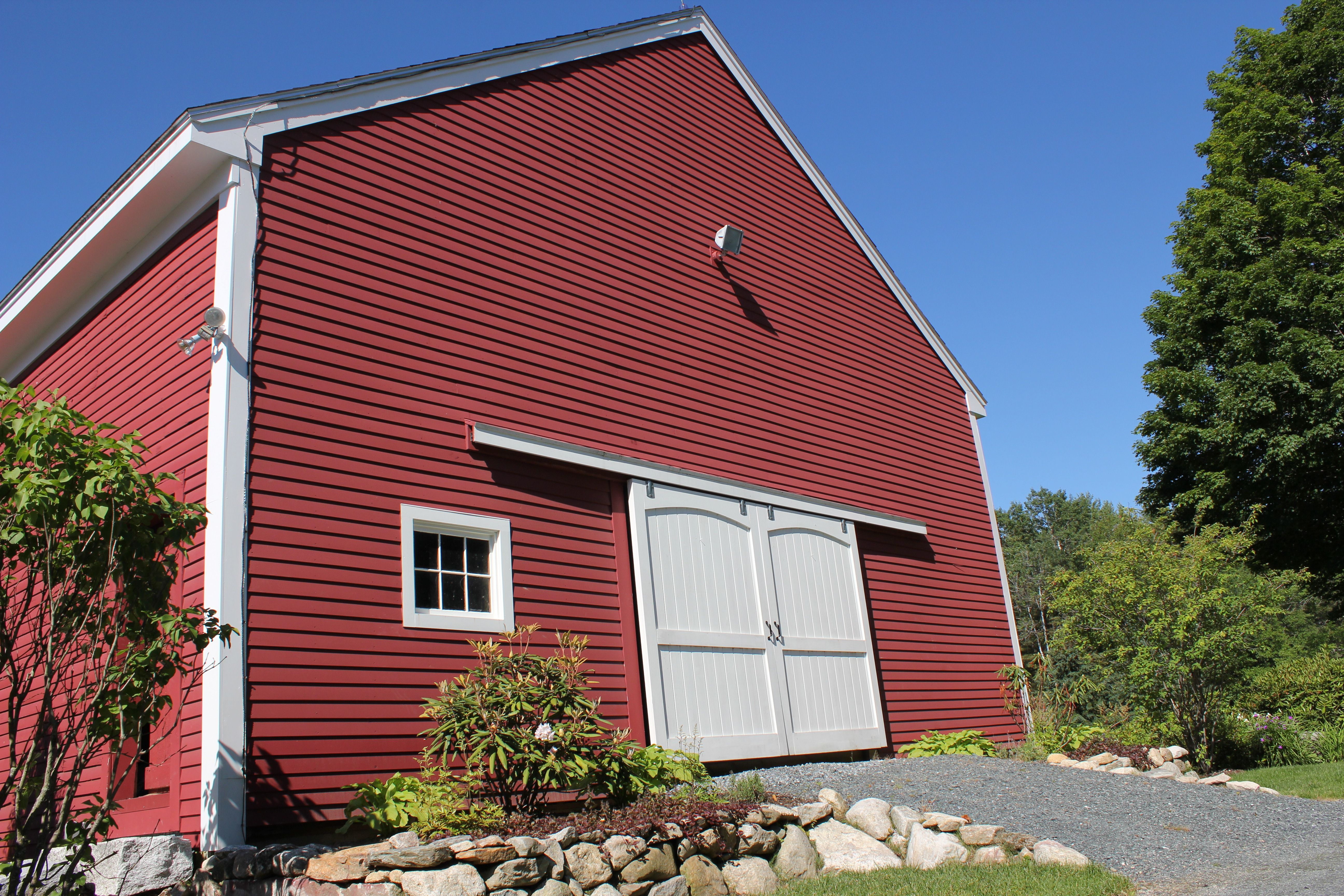 New england red barn photography pinterest for New england barns for sale