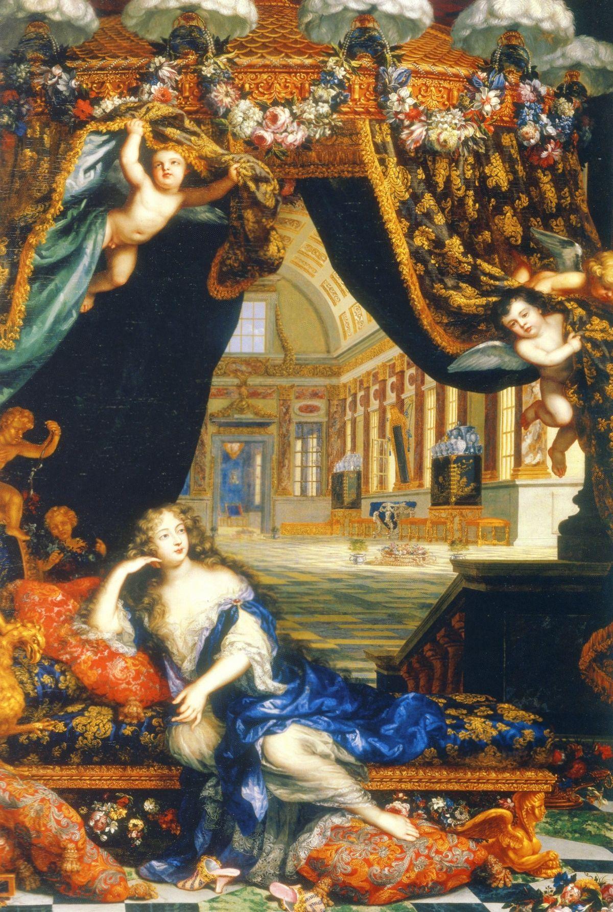 Секс царя и фавориток 16 фотография