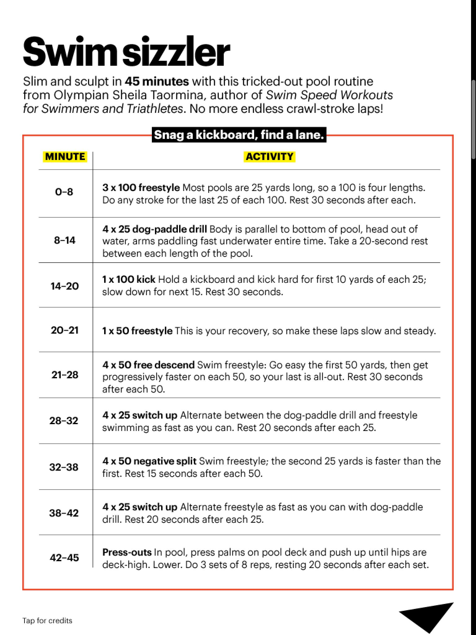 1000 Images About Swimming Workouts On Pinterest Swim Workouts Swimming Workouts And Swim