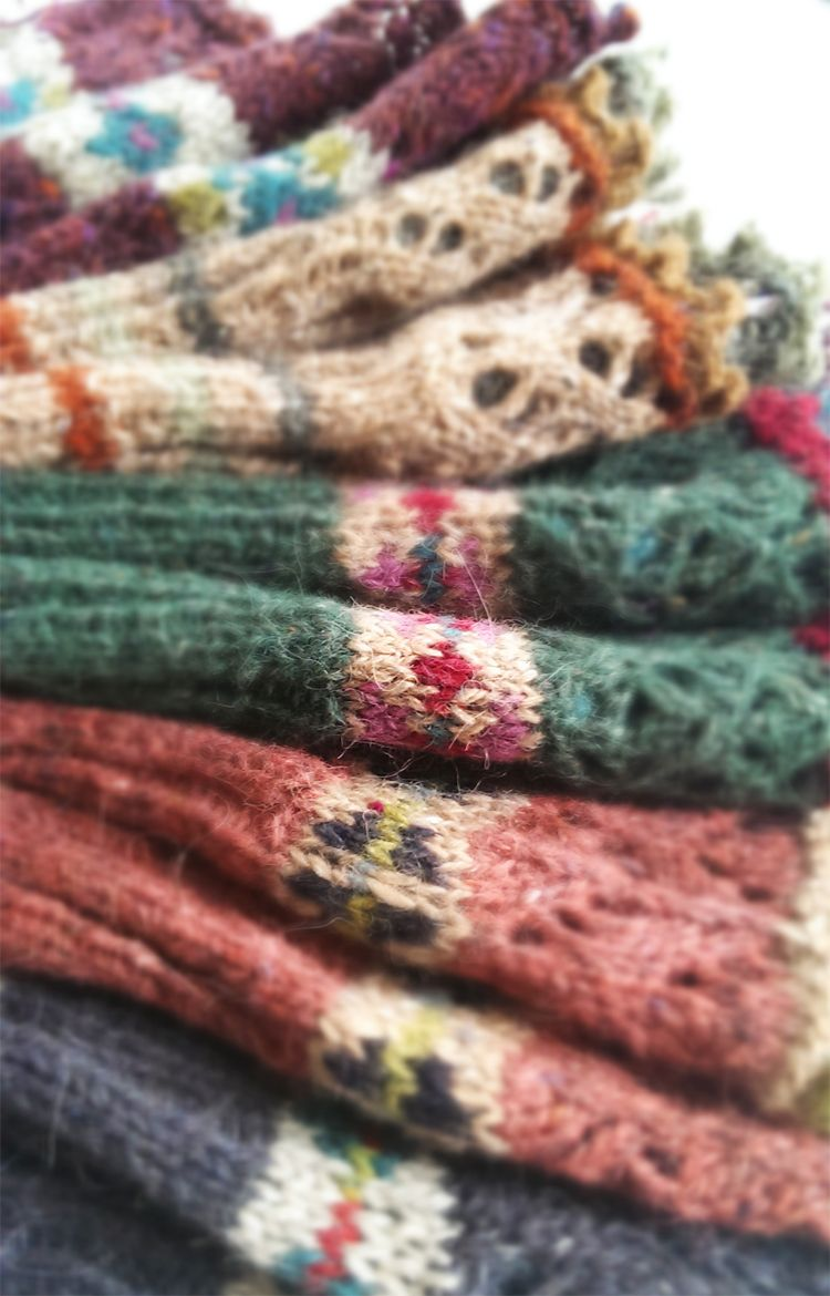 1000+ images about knit: gloves, mitts, wristwarmers on ...