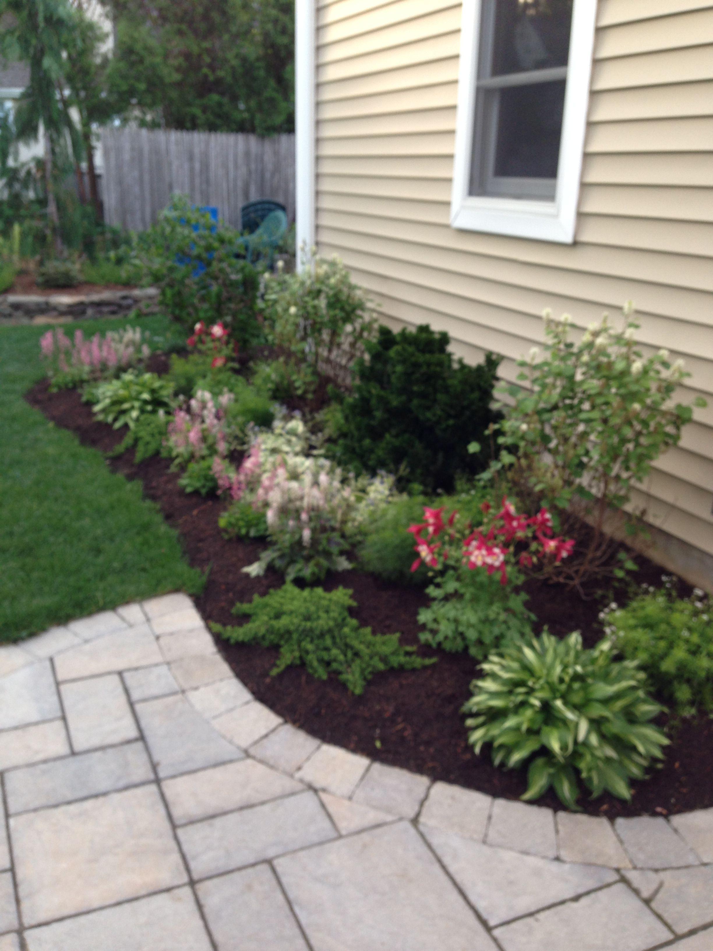 Unique garden ideas for shaded areas home decor ideas for Partial shade garden designs