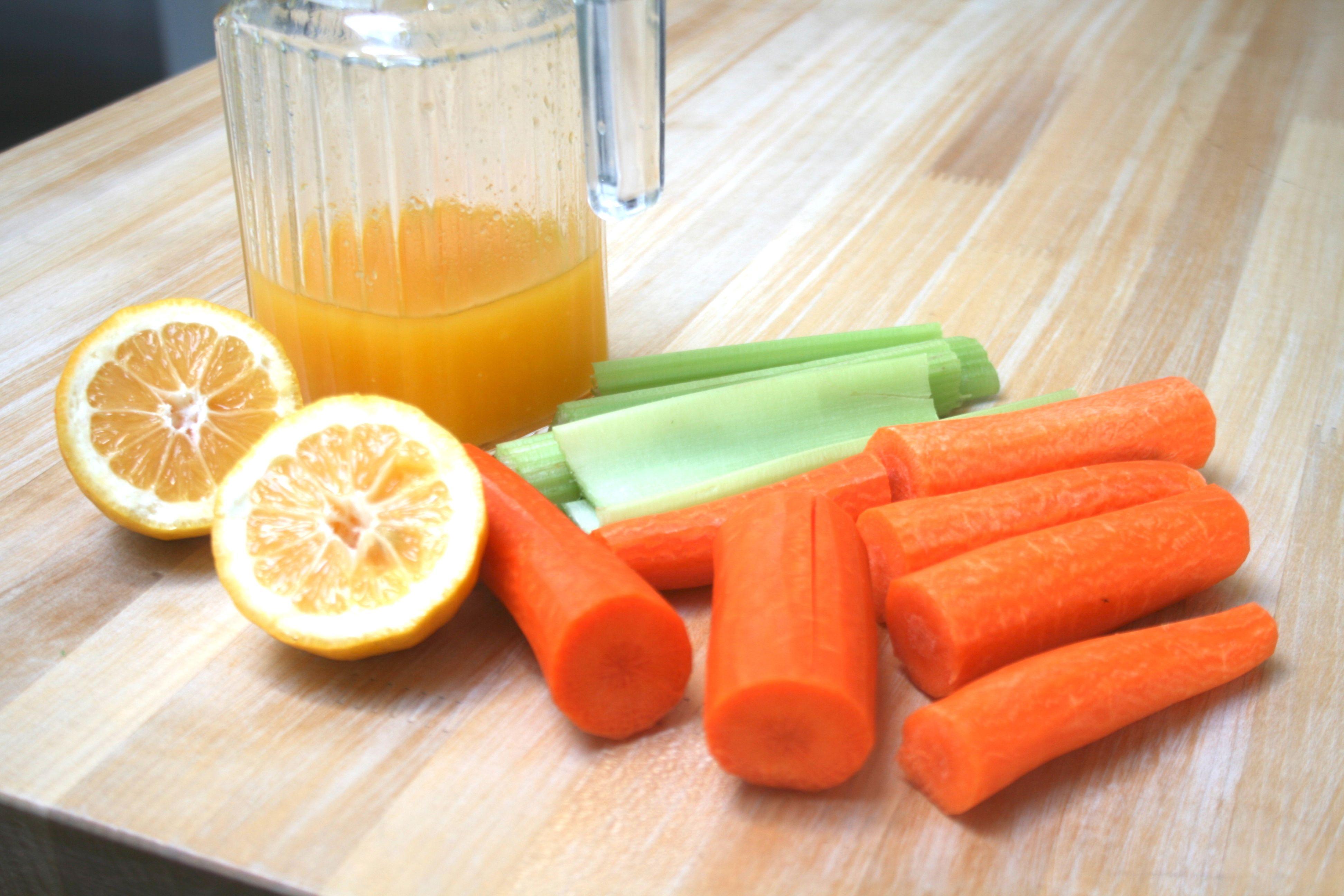 juice breville juicer giveaway carrot pineapple orange juice the ...