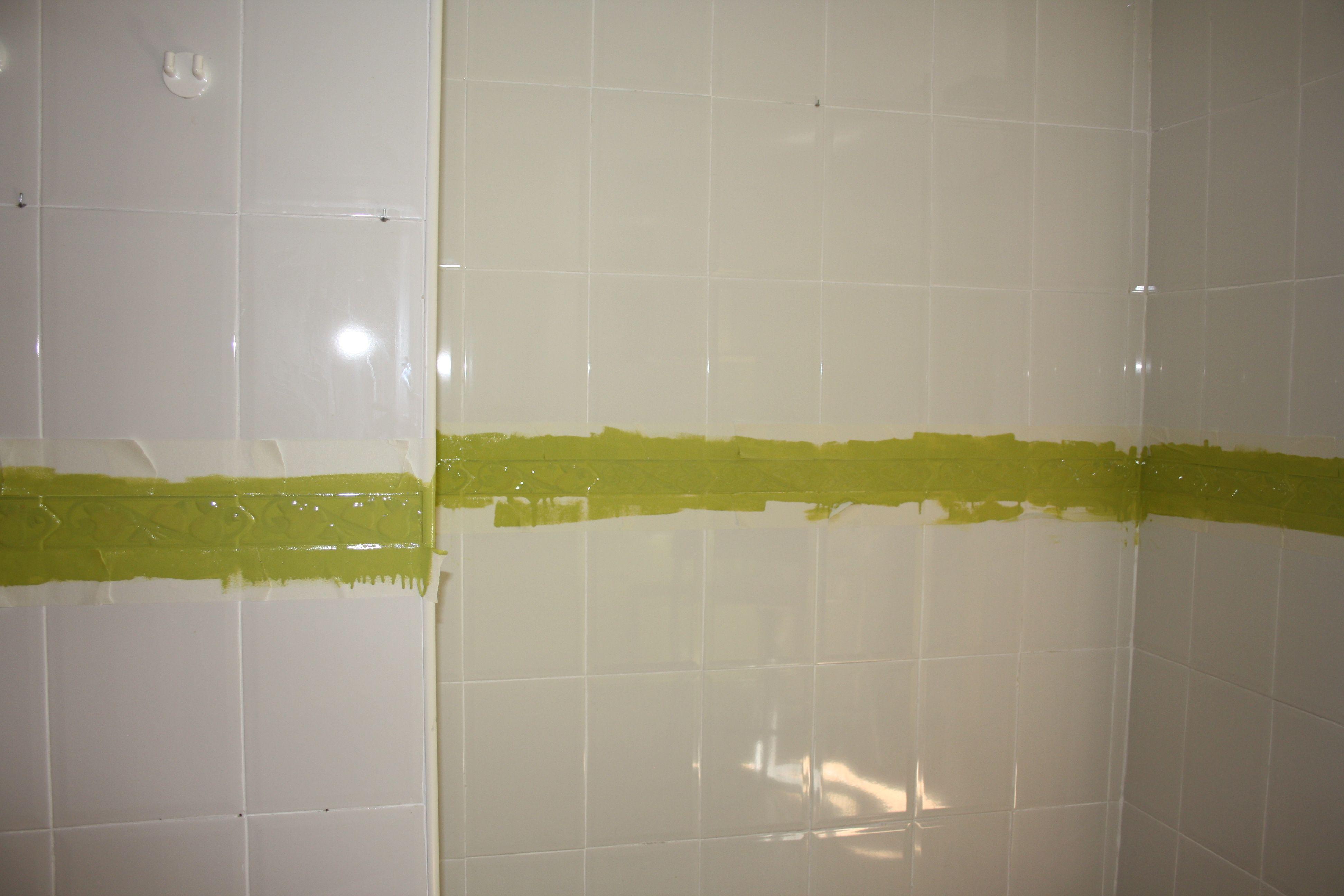 Pintura azulejos ba o bruguer - Pintar azulejos de cocina ideas ...