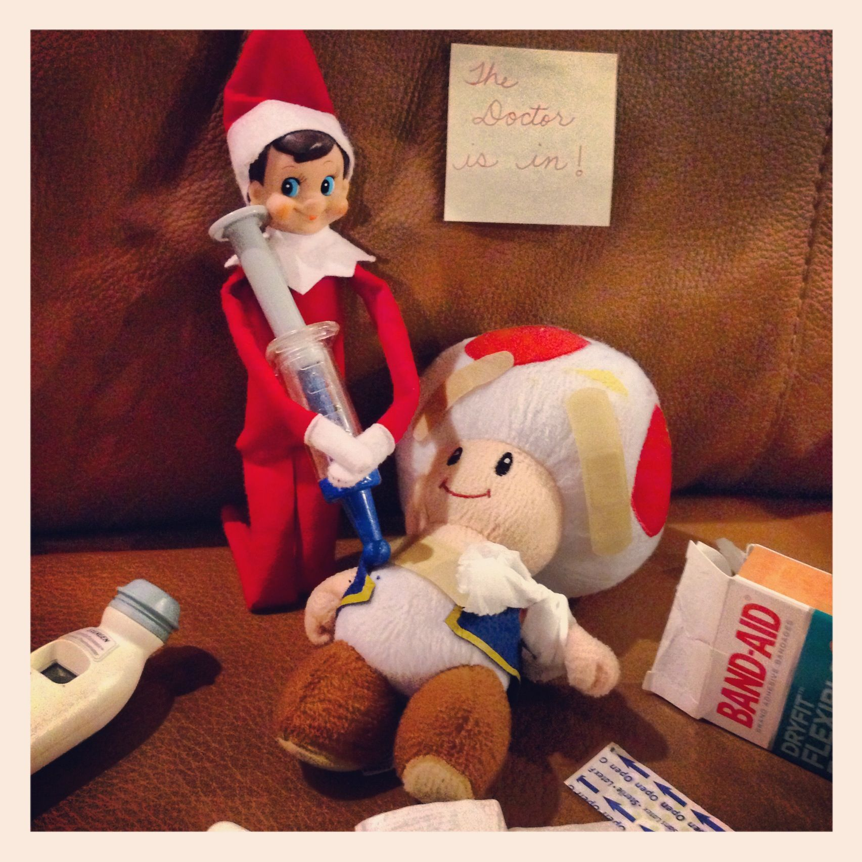 doctor elf elf ideas pinterest