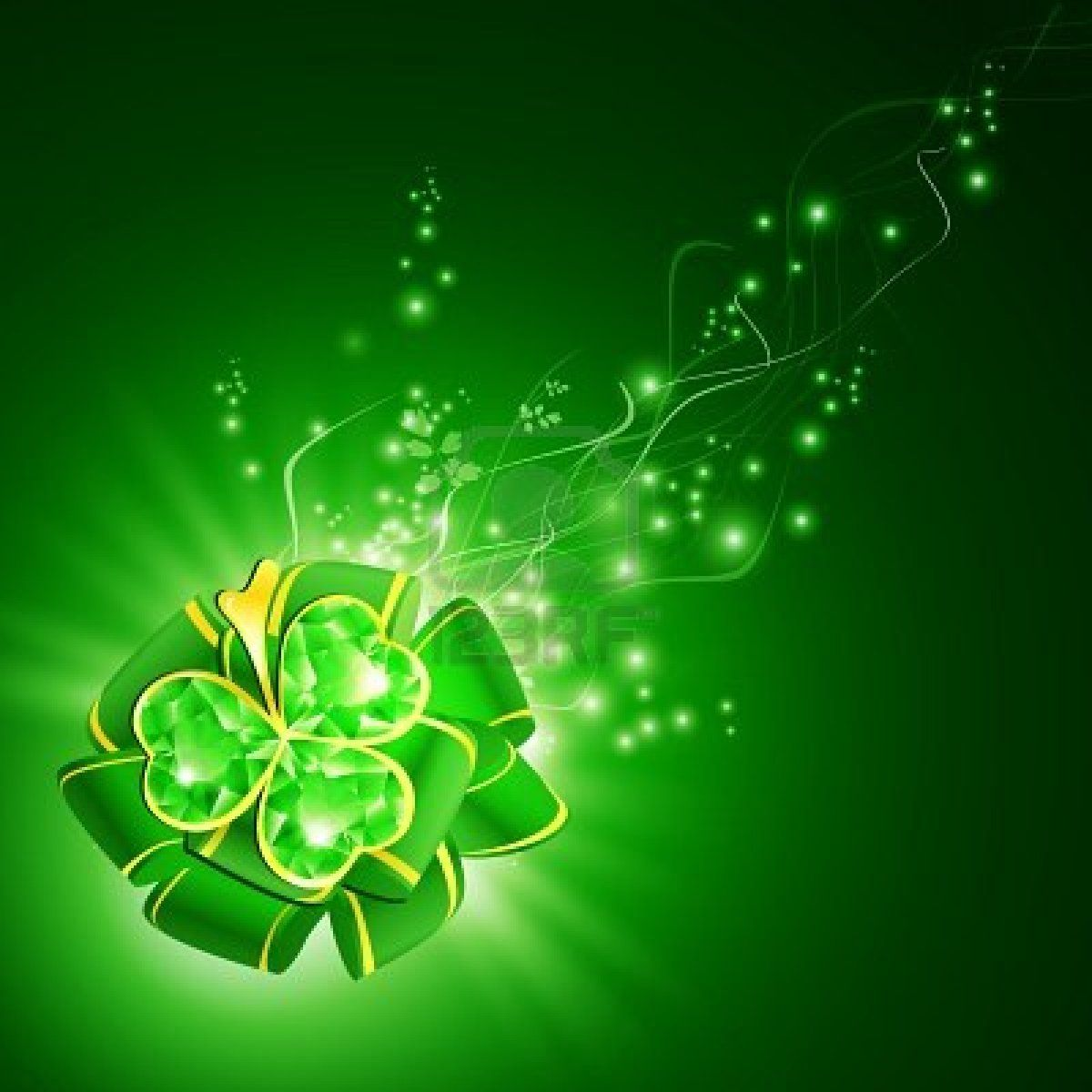 Emerald Shamrock Lucky Signs Amp Symbols Pinterest