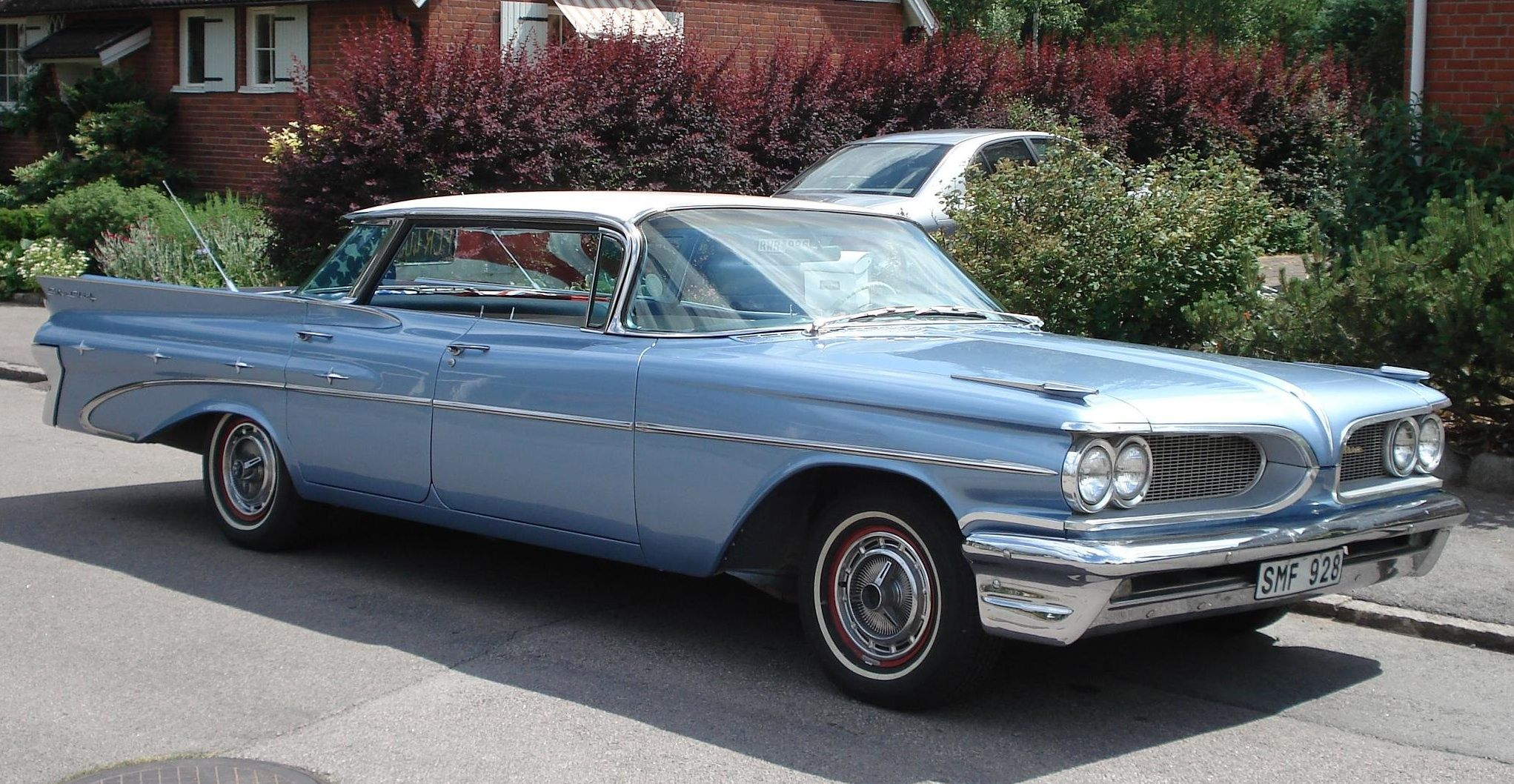 1959 Pontiac Star Chief Cars Pinterest