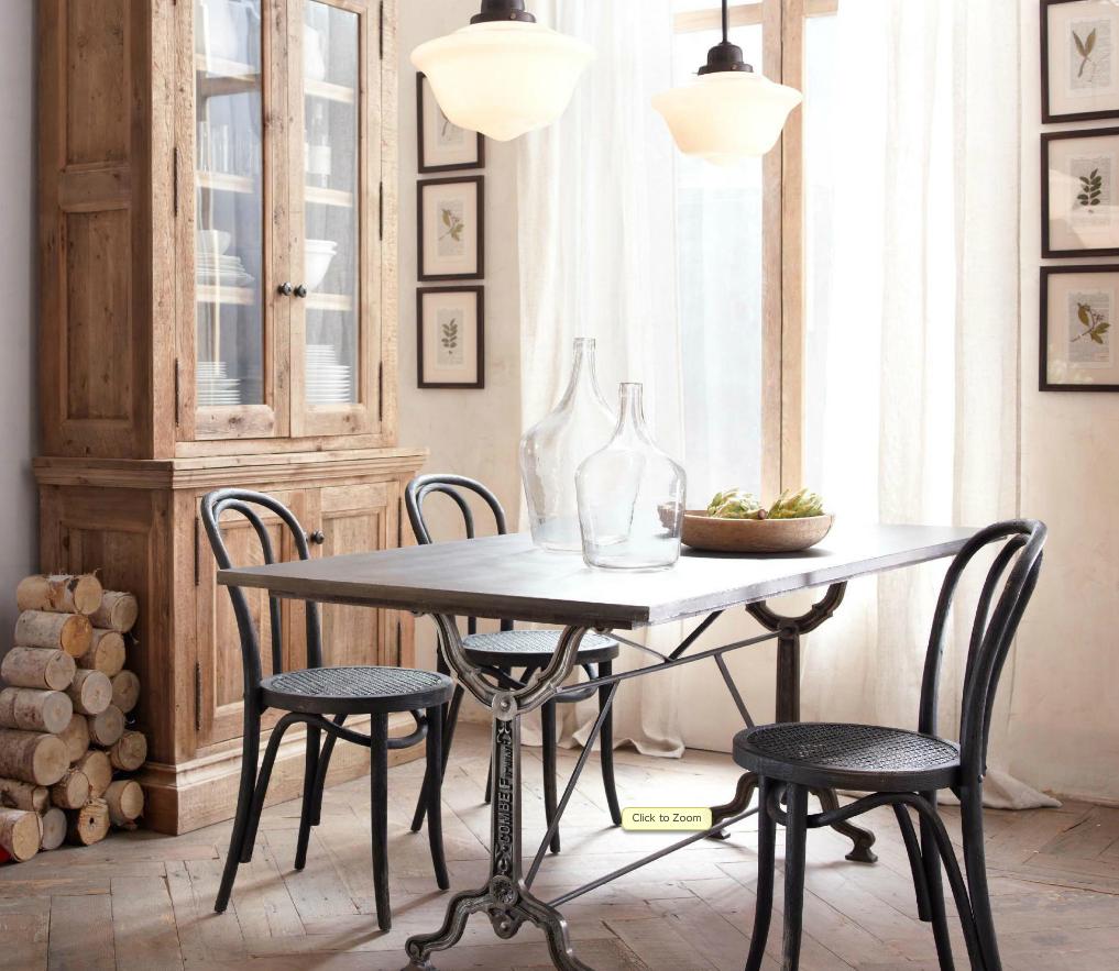 kitchen table design pinterest