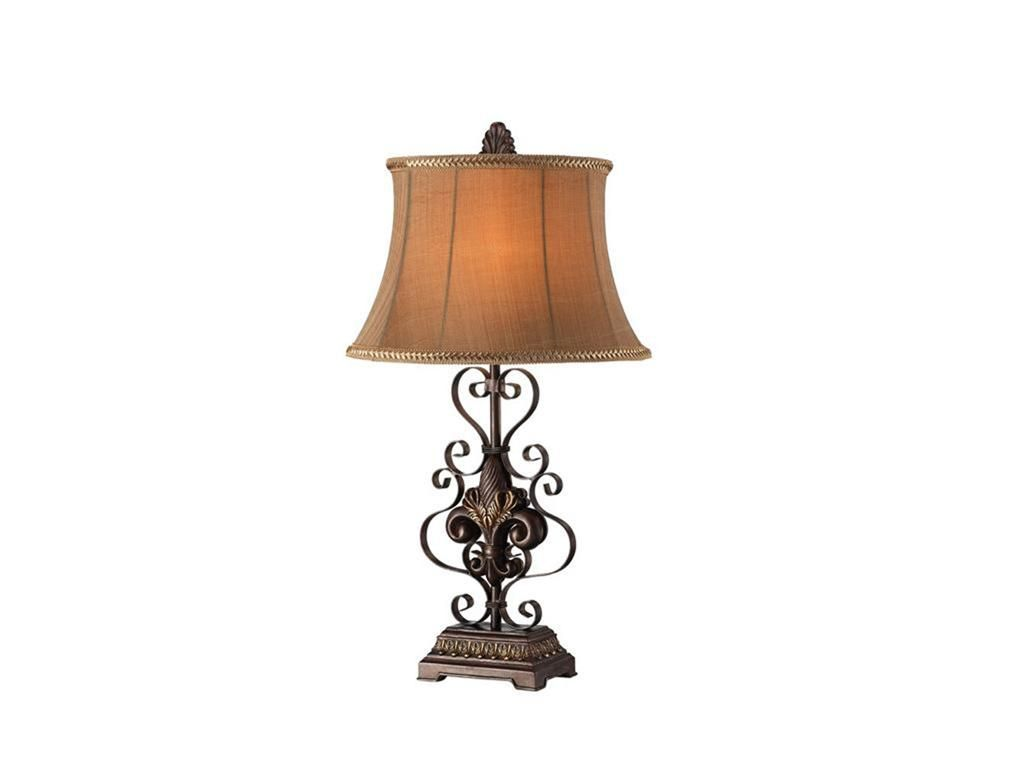 fleur de lis table lamp living room pinterest. Black Bedroom Furniture Sets. Home Design Ideas