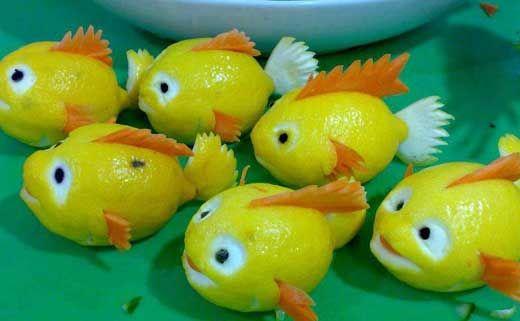 Поделки мышь из лимона - Как сделать мышь из лимона своими руками - Твой Поваренок