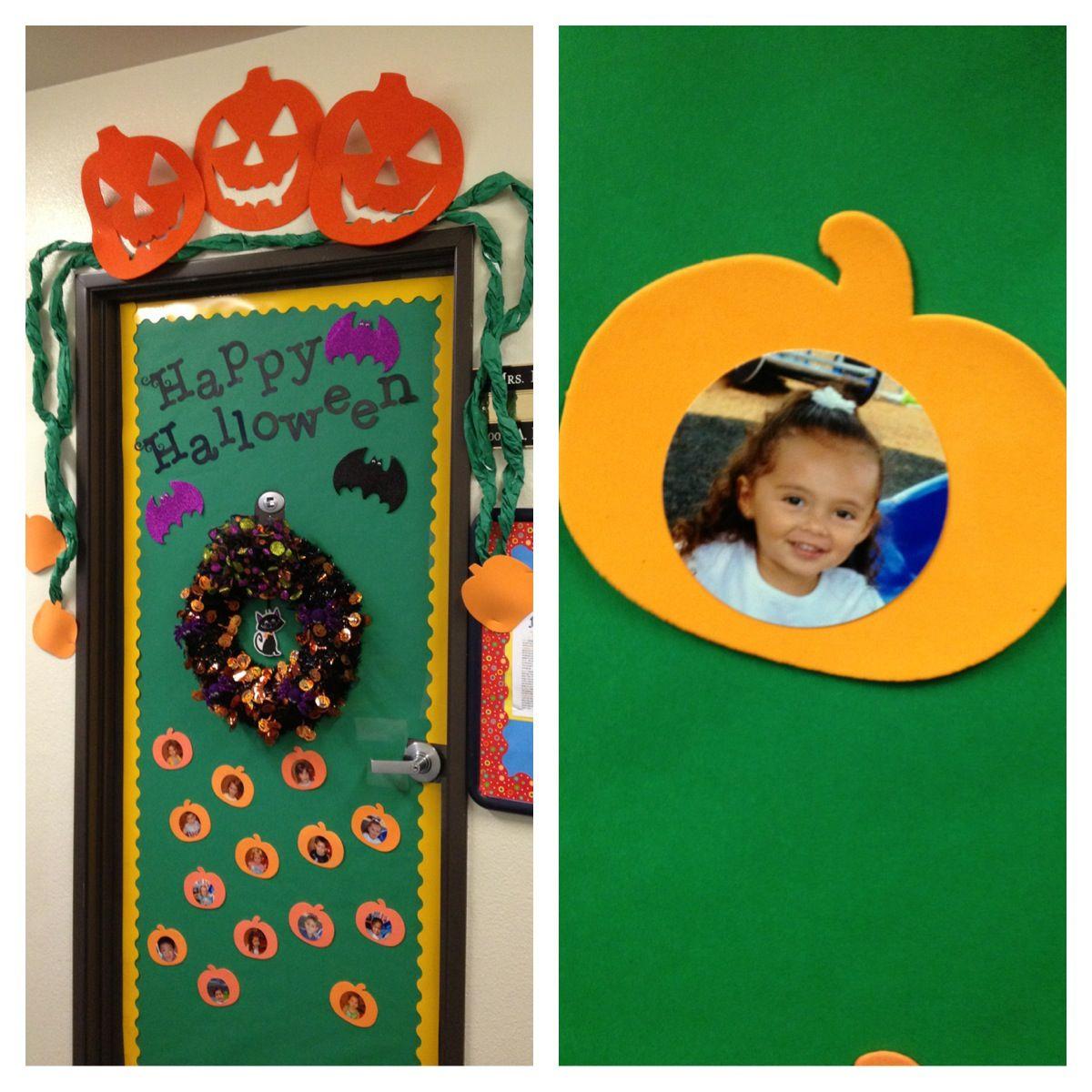 Halloween classroom door decoration  Education  Pinterest ~ 223105_Halloween Door Decorations Classroom