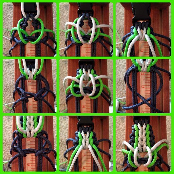 Браслет из паракорда своими руками схемы плетения инструкция 305
