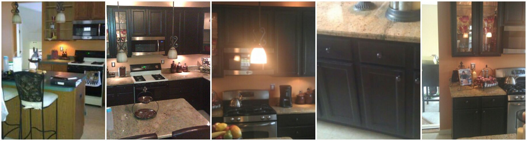 Kitchen Cabinet Redo  DIY  Pinterest