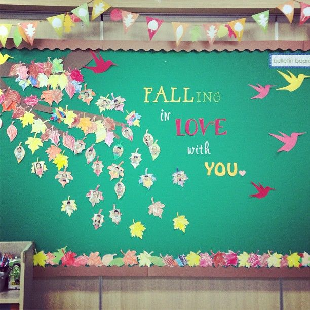 Fall bulletin board skul ideas pinterest for Cork board decorating ideas pinterest