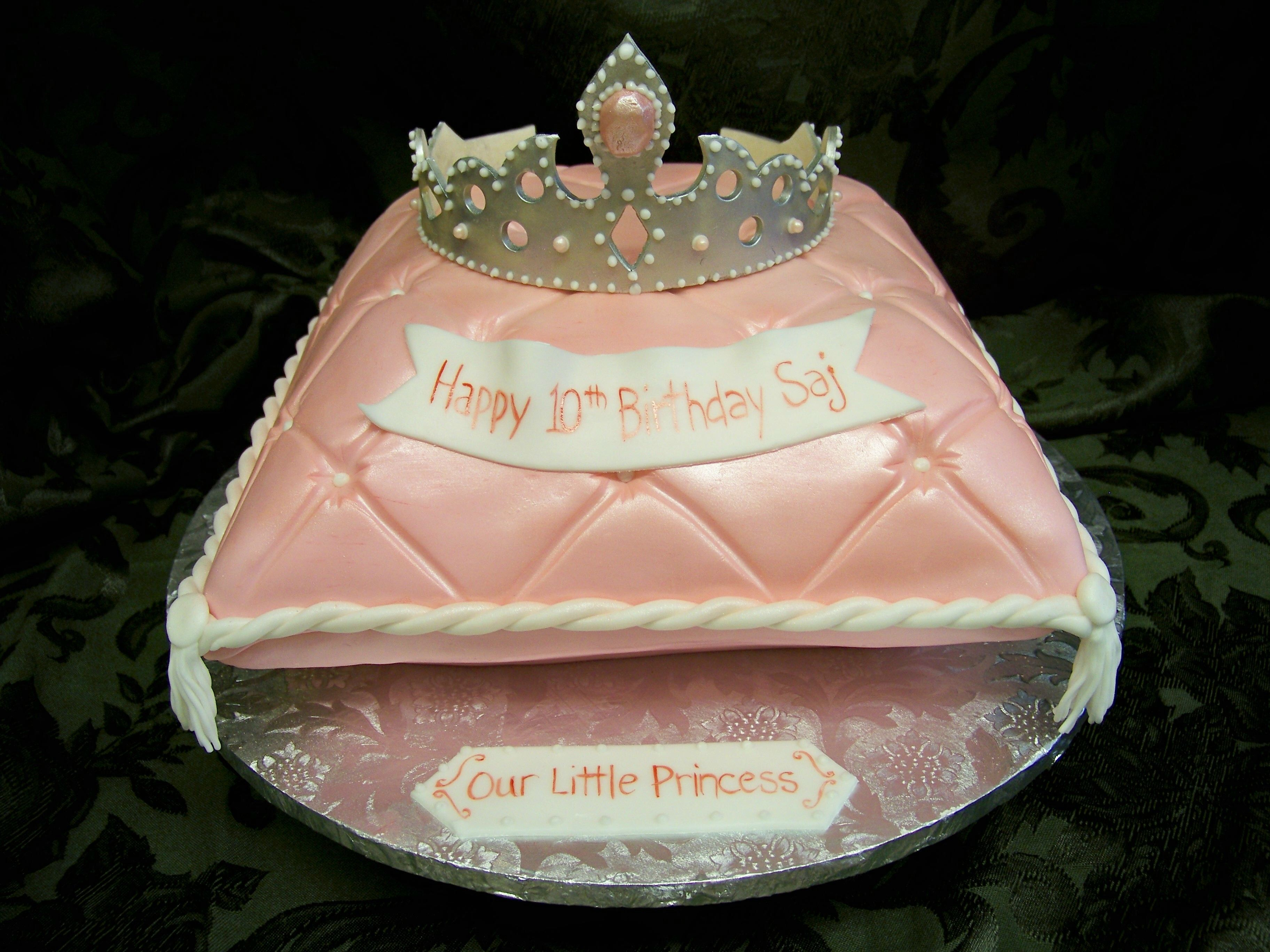 Princess Pillow Cake Images : Princess pillow cake cake ideas Pinterest