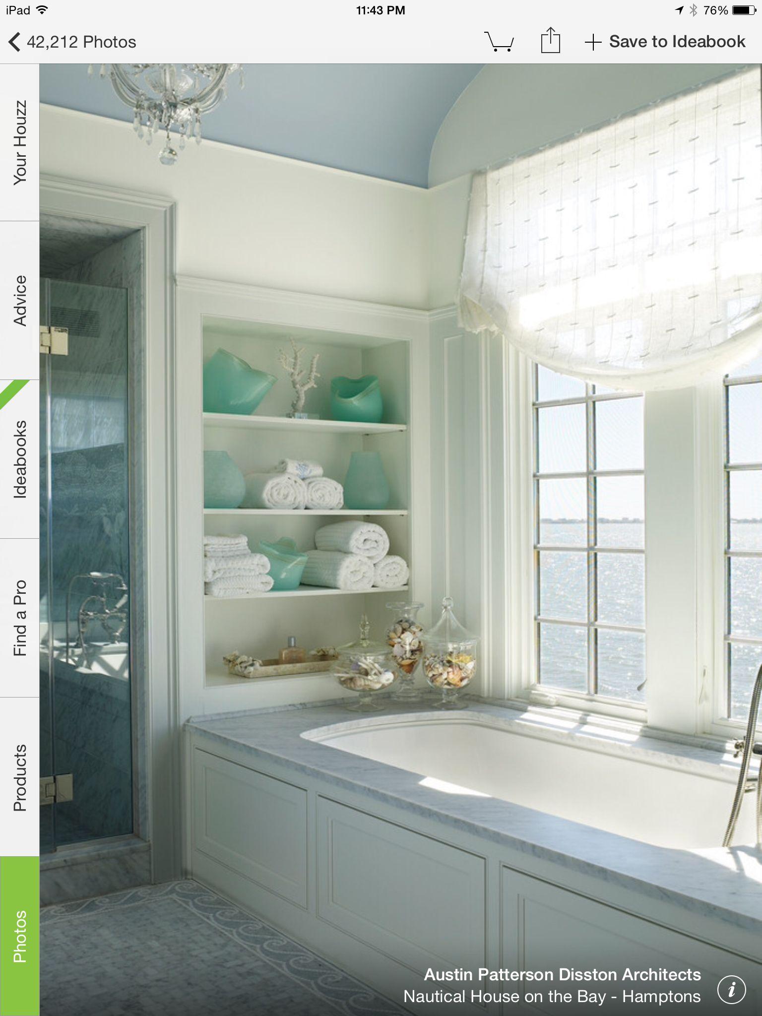 Beach Bathroom Decor BEACH HOUSE BATHROOM DECOR Pinterest