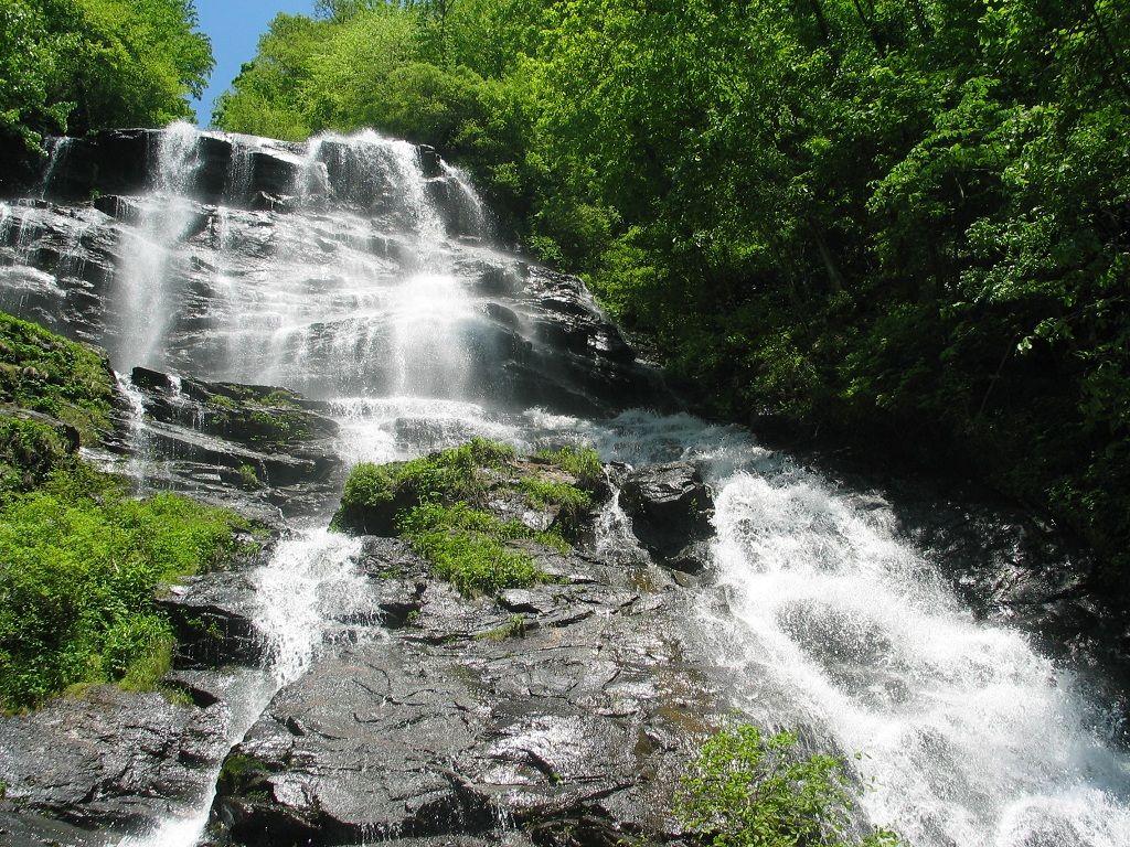dawsonville amicalola falls