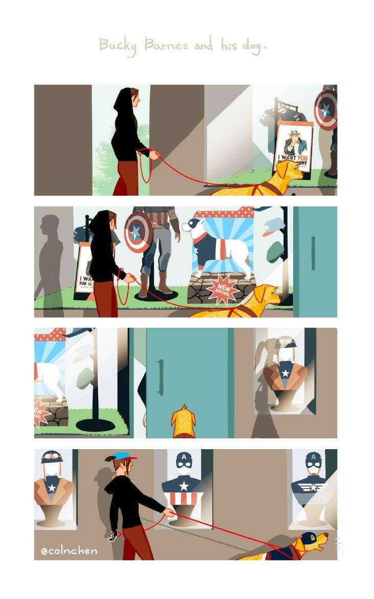 バッキー (マーベル・コミック)の画像 p1_33