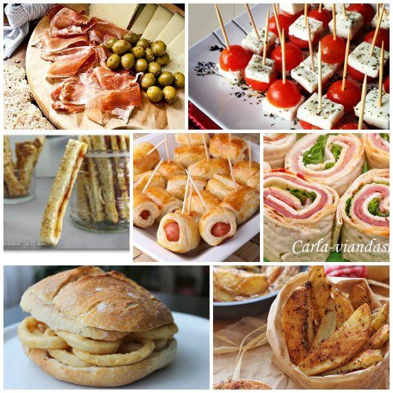 Cena picoteo ideas - Ideas faciles para cenar ...