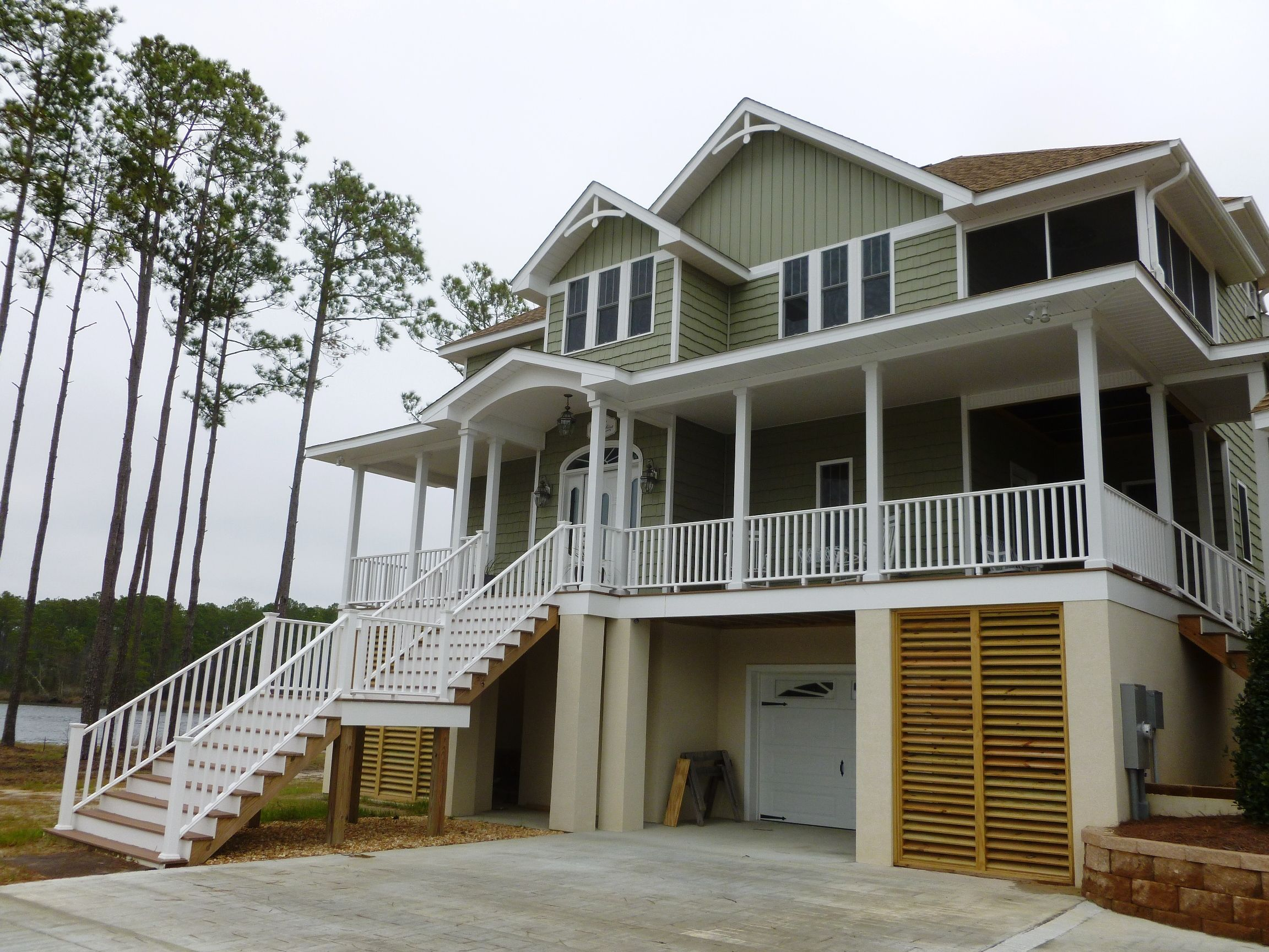 Outer banks vacation house rentals carolina for Outer design for house