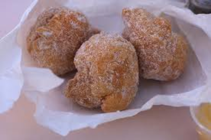 Fritters. | Sweet and Sugary | Pinterest