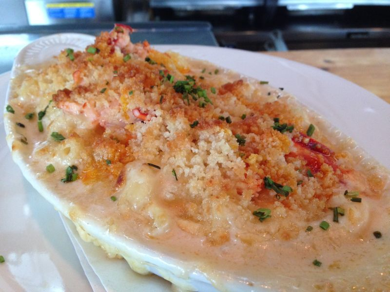 Lobster Mac And Cheese With Mascarpone & Fontina Recipes — Dishmaps