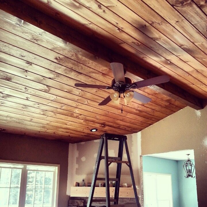 Tongue Groove Ceilings Houses Pinterest