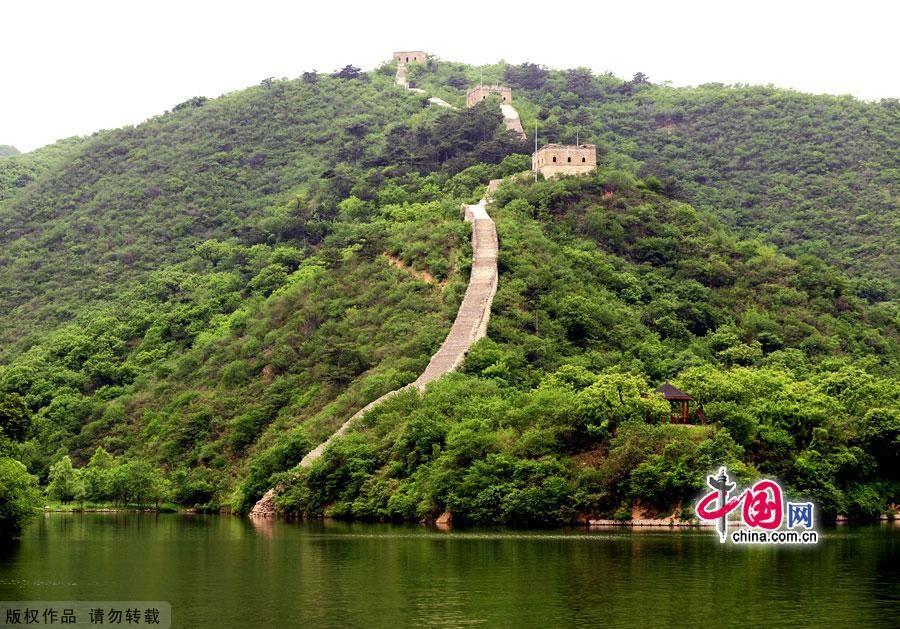 La Gran Muralla Bajo el Agua