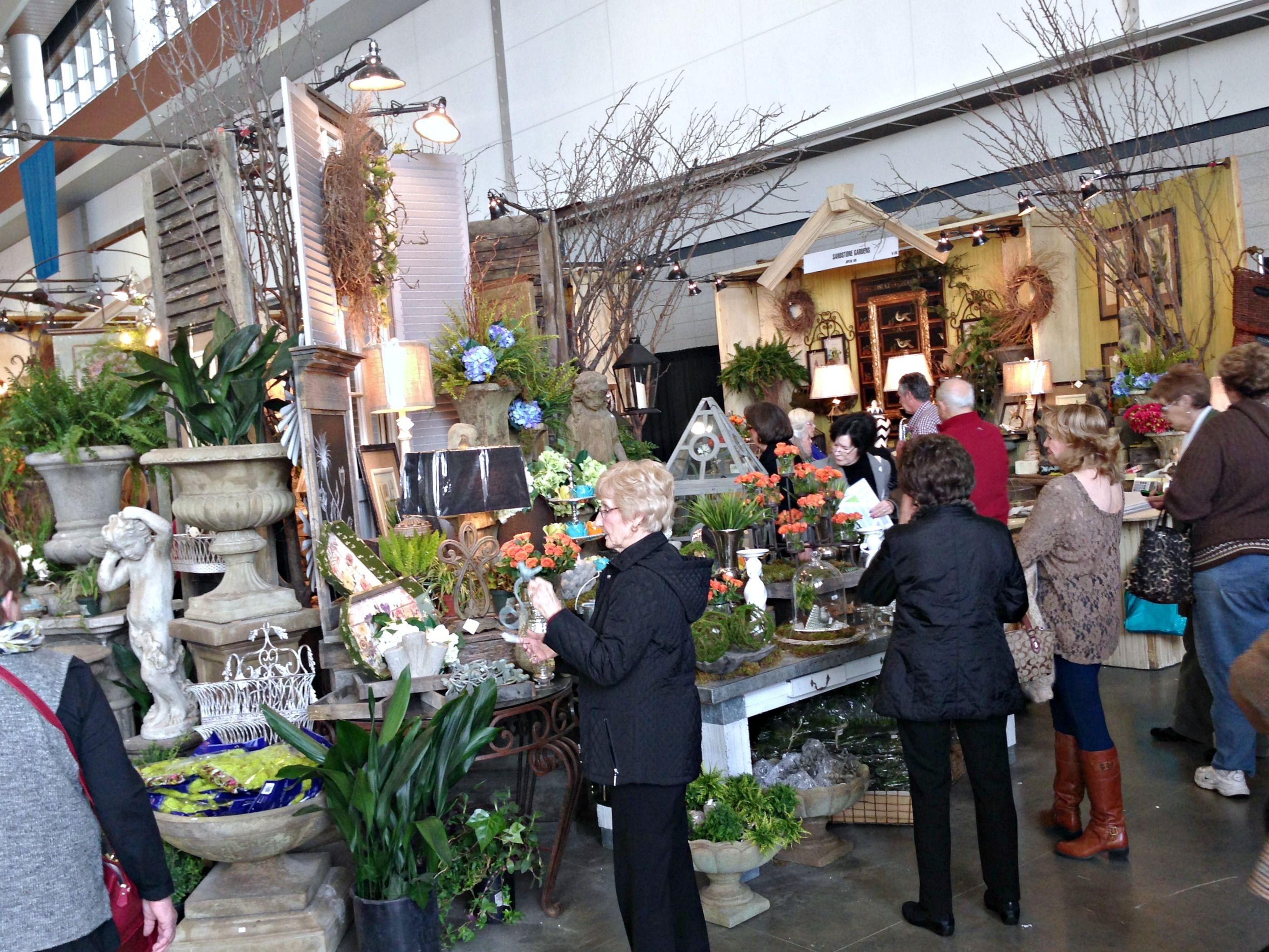 Antique And Garden Show Nashville