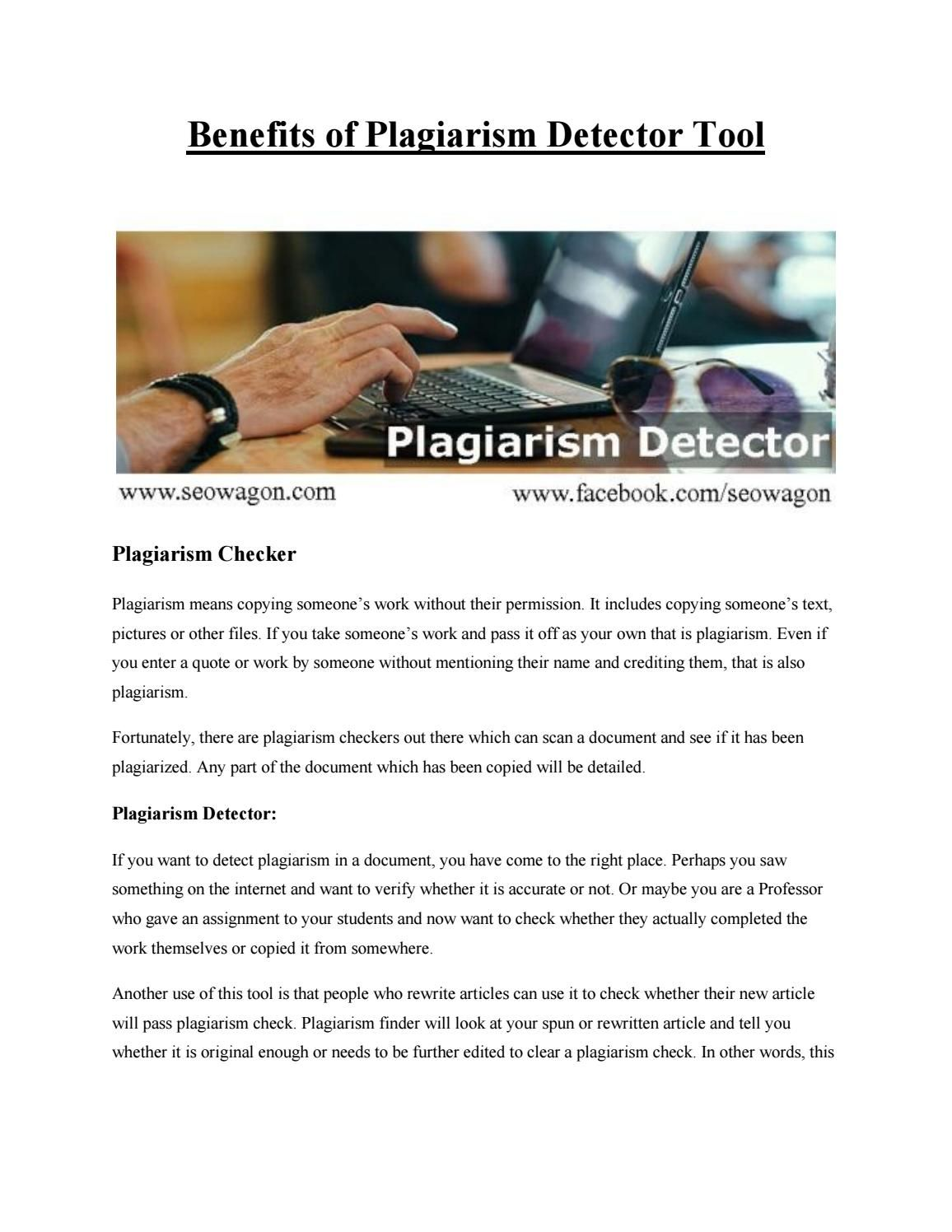"""check if essay plagiarized Essays & papers plagiarism checker plagiarism to identify and eliminate plagiarized elements  the last step is to click the button """"check my essay""""."""