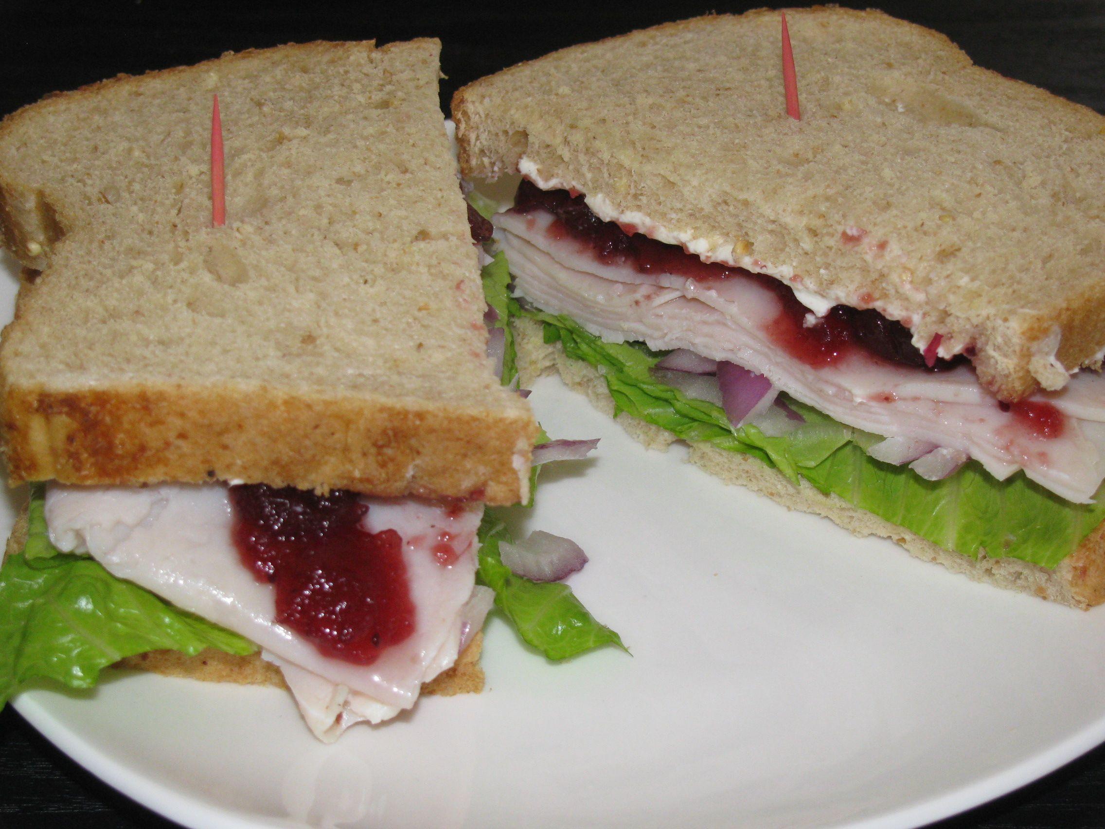 Steak, Avocado and Cheddar Healthy Panini Sandwich