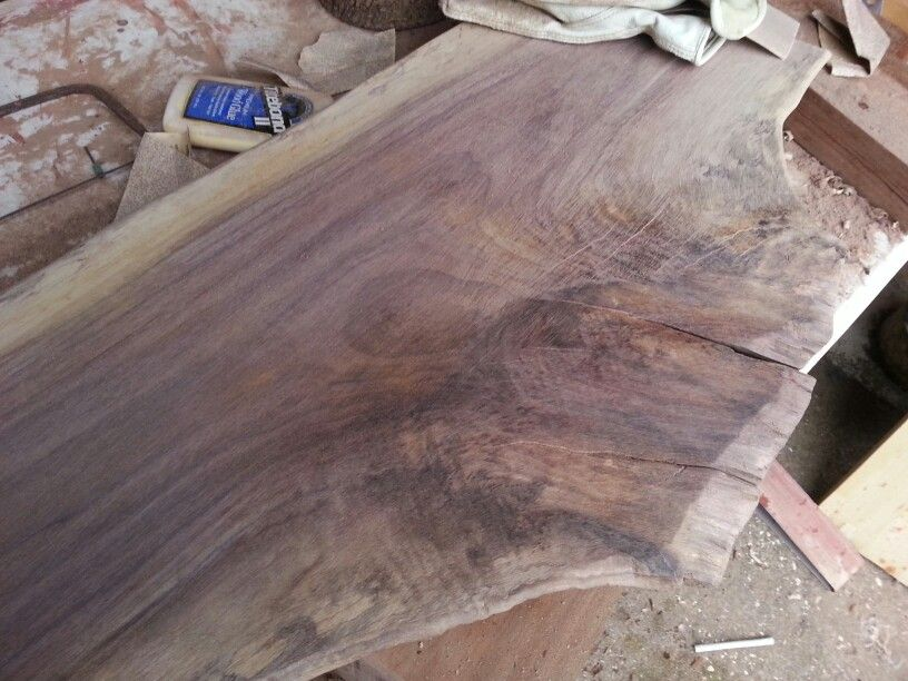 Bench crotch... | Black Walnut Woodworking Projects | Pinterest